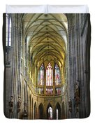 St. Vitus Cathedral Duvet Cover