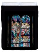 Stained Glass Pc 05 Duvet Cover