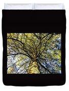 Stalwart Pine Tree Duvet Cover