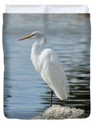 Stand Tall Duvet Cover