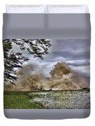 Stormy Seas Duvet Cover