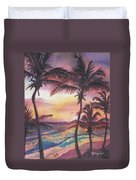 Sunrise At Cattlewash 2 Duvet Cover
