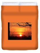 Sunrise In Tennessee Duvet Cover