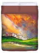 Sunset 25 Duvet Cover