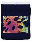 Sunset Moth Urania Ripheus Duvet Cover