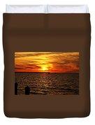Sunset Xxxii Duvet Cover