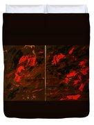 Symphony No. 8 Movement 13 Vladimir Vlahovic- Images Inspired By The Music Of Gustav Mahler Duvet Cover