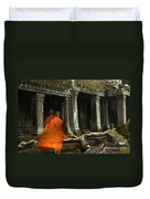 Ta Prohm Cambodia Duvet Cover