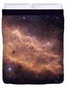The California Nebula Duvet Cover