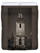The Church Of Kuopio Duvet Cover