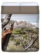 The Death Of A Tree V2 Duvet Cover
