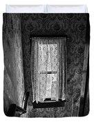 The Hiding Artist Duvet Cover by Jerry Cordeiro
