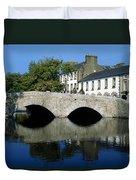 The Mall, Westport, Co Mayo, Ireland Duvet Cover