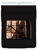 The Stairway Duvet Cover