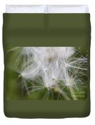 Thistle Seeds Duvet Cover