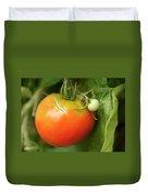 Tomato Duvet Cover