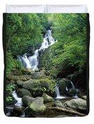 Torc Waterfall, Killarney National Duvet Cover