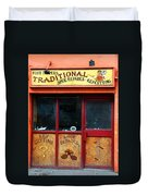 Traditional Ireland Duvet Cover