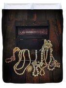 Treasure Chest Duvet Cover