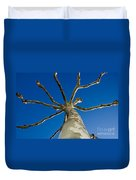 Tree With Branches Duvet Cover