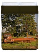 Truck And Tank 8 Duvet Cover