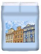 Uniquely Prague Duvet Cover