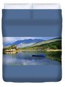 Upper Lake, Killarney, Co Kerry Duvet Cover