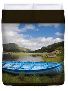 Upper Lake, Killarney National Park Duvet Cover