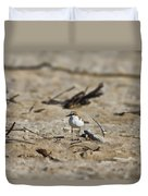 Wading Bird Duvet Cover