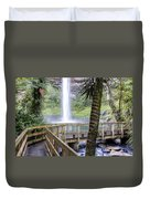 Waterfall Duvet Cover
