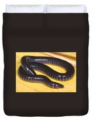 West African Caecilian Duvet Cover
