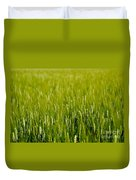 Wheat Field Duvet Cover