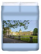 Wilanow Palace - Warsaw Duvet Cover
