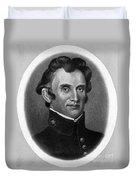William Beaumont, American Surgeon Duvet Cover