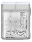 William Blake (1757-1827) Duvet Cover