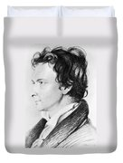 William Hazlitt (1778-1830) Duvet Cover