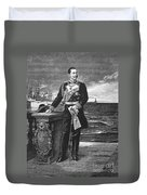 William II Of Germany Duvet Cover