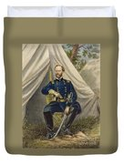 William Tecumseh Sherman Duvet Cover