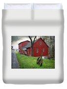 Williston Mill Duvet Cover