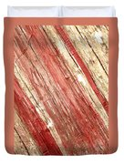Wood Texture Duvet Cover