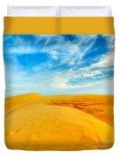 Desert Duvet Cover