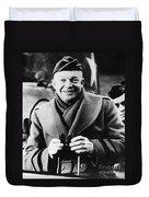 Dwight D. Eisenhower Duvet Cover
