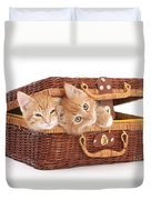 Kittens Duvet Cover