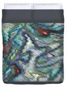 Abstract Art Duvet Cover