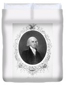 James Madison (1751-1836) Duvet Cover
