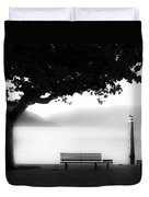 Lake Maggiore Duvet Cover by Joana Kruse