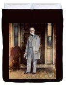 Robert E. Lee (1807-1870) Duvet Cover