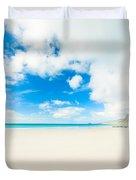 Seascape Duvet Cover