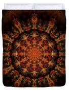 12 Point Kaleido Duvet Cover