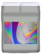 Soap Film Duvet Cover
